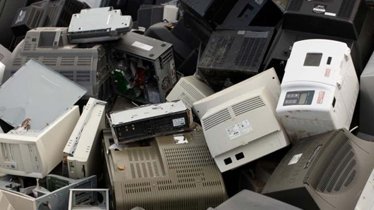 e Waste Albanny Technologies - Web Design and Digital Marketing company