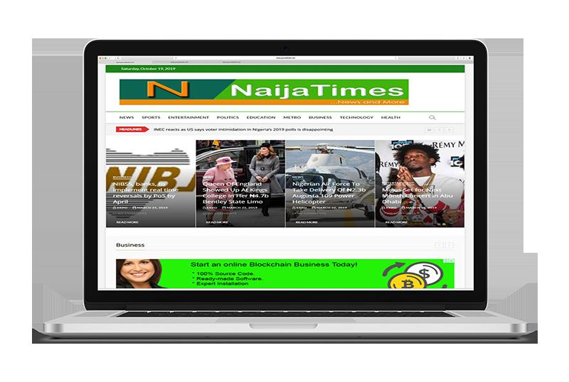 NAIJA Albanny Technologies - Web Design and Digital Marketing company