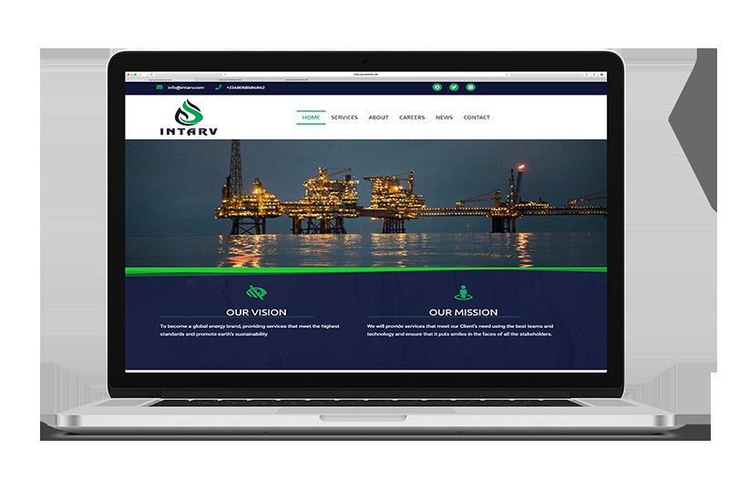 INTARV NIG Albanny Technologies - Web Design and Digital Marketing company